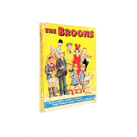 The Broons 1950 Annual Published by D.C. Thomson 1949